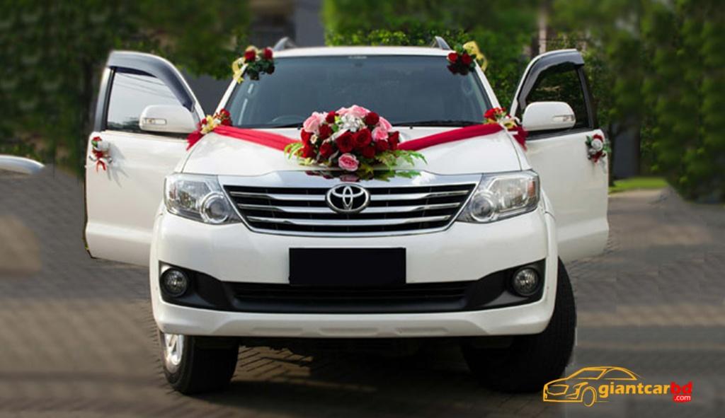 Wedding Car Hire Price in Dhaka Bangladesh