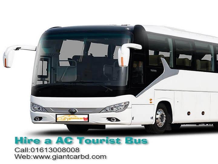 Tourist Bus Rental Service in Bangladesh