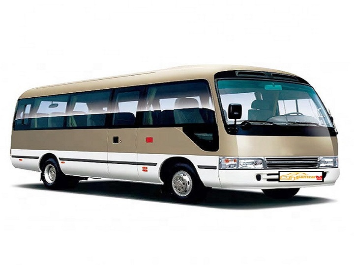 Rent a Bus For Travel in Bangladesh