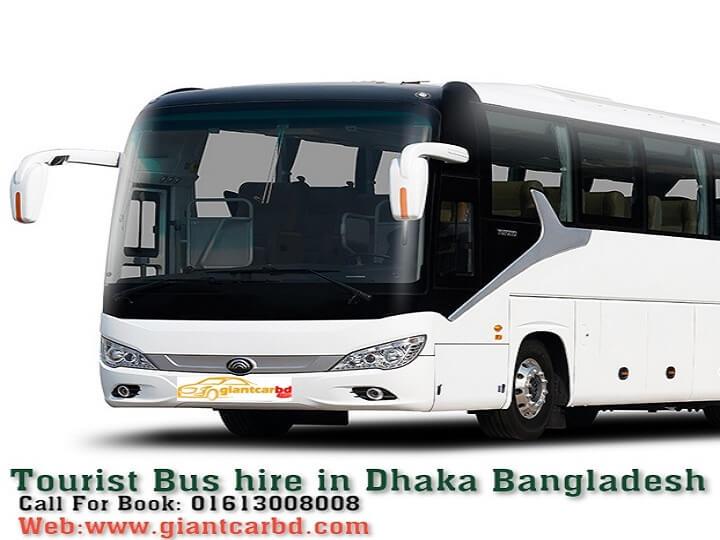 Dhaka to Saint Martin Rent a Bus