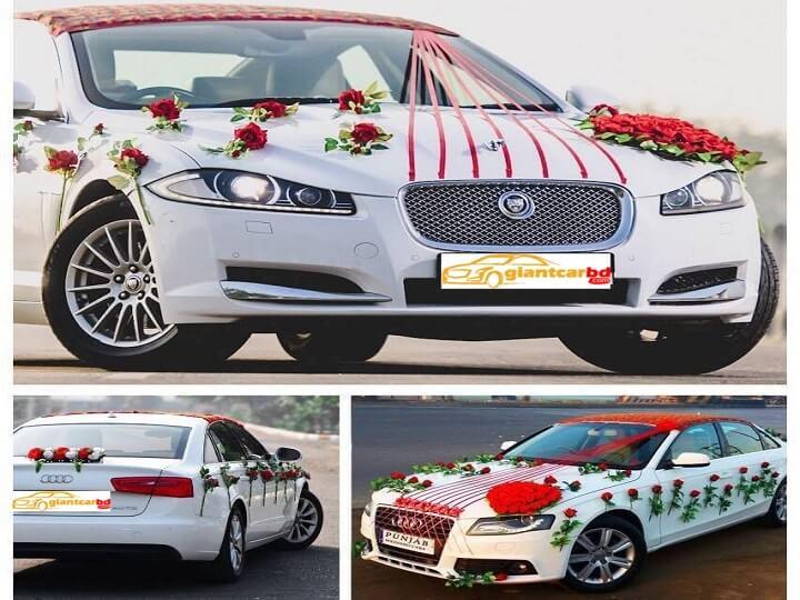 Wedding Car Rent in Dhaka