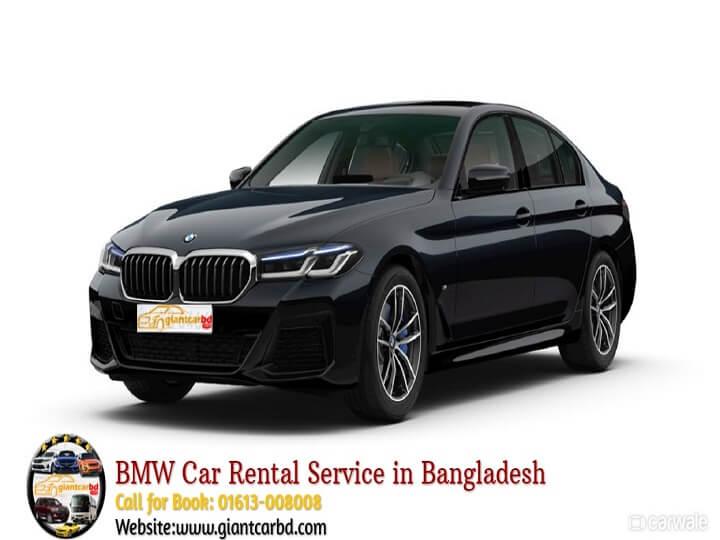 Luxury Car Rental Service in Bangladesh