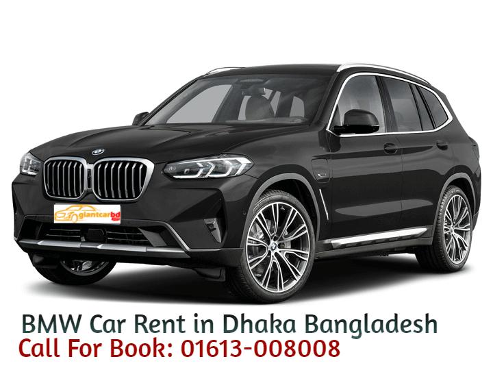 Monthly Car Rental in Dhaka