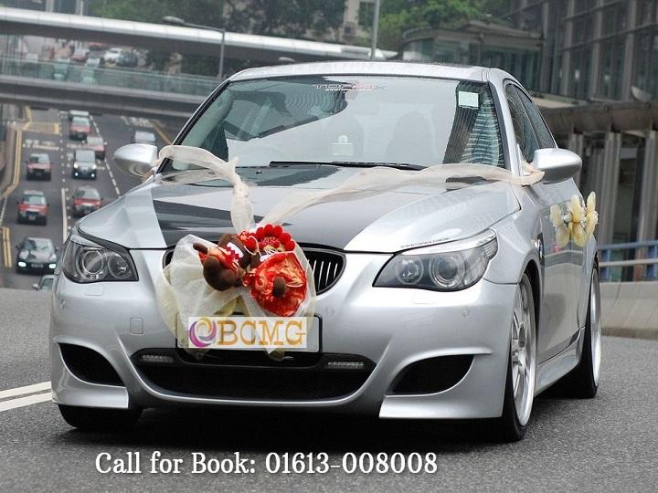 Exclusive Wedding car rent in Bangladesh
