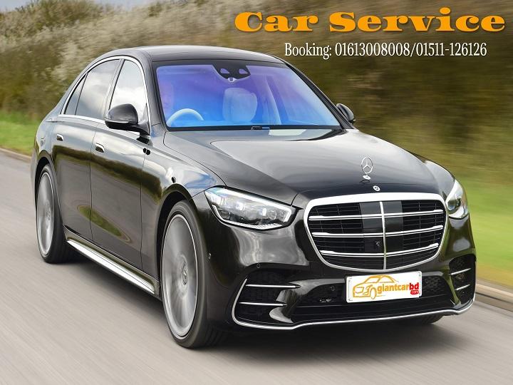 Mercedes Benz Car Service in Uttara