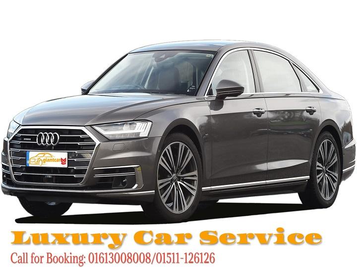 Audi Car Service in Uttara